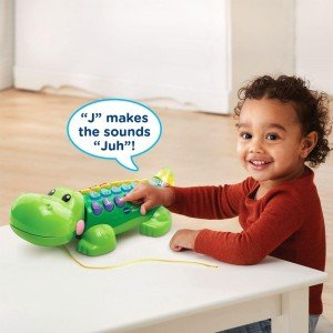 بازی و تفریح با تمساح موزیکال وی تک