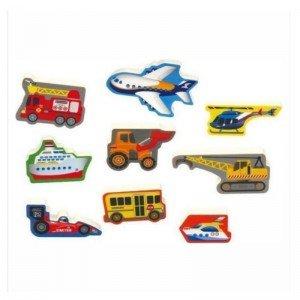 پازل وسائل نقلیه play go 1995