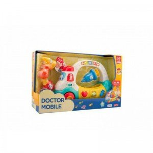 اسباب بازی موزیکال کودک پزشکی