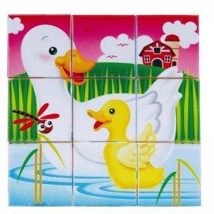 طرح اردک بازی اشکال playgo 9030