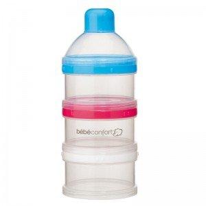 پیمانه نگهداری سه تکه شیر خشک bebe confort مدل 3102206800