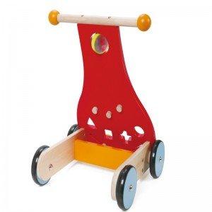 خرید واکر کودک چوبی