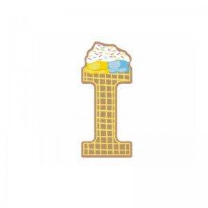 حرف I چوبی classic world 4411
