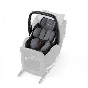 کریر نوزاد recaro مدل zero.1 elite رنگ Carbon Black