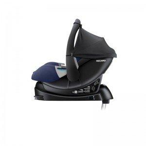 کریر نوزاد recaro مدل zero.1 elite رنگ Performance Black