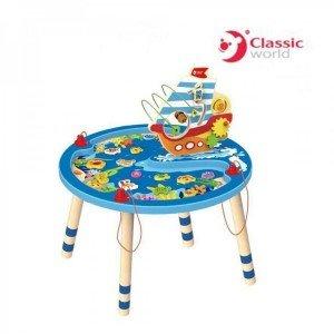 میز بازی طرح اقیانوس classic world 8013