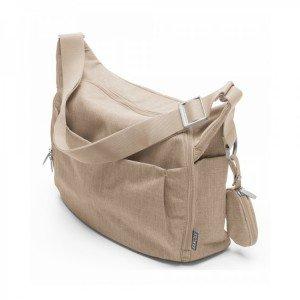 کیف لوازم نوزاد stokke رنگ beige melange