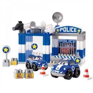 ست ایستگاه پلیس ecoiffier 3081