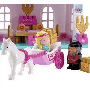 قصر ساختنی پرنسس ecoiffier 1393 ایده ال برای نقش بازی کودکان