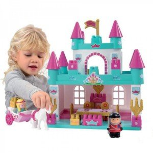 بازی و تفریح خانه پرنسس ecoiffier