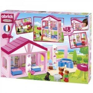 ست ویلا ecoiffier 3123 بهترین هدیه برای کودکان