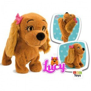 عروسک سگ چند کاره لوسی lucy IMC 95854