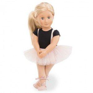 عروسک 45 سانتی بالرین our generation 31076 anna