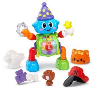 ربات موزیکال هوش و سرگرمی وی تک body bot 190003 VTech