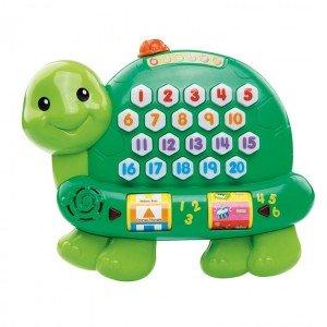 لاکپشت آموزشی وی تک  number fun turtle 178103 VTech