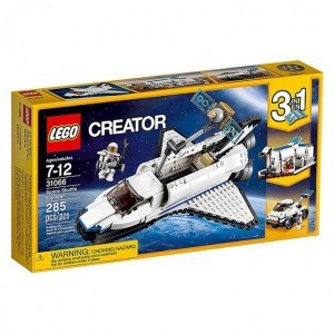 لگو space shuttle explorer lego 31066