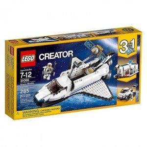 لگو space shuttle explorer lego 31066
