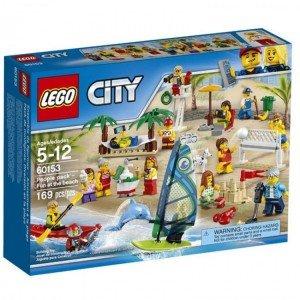لگو  People Pack Fun at the beach lego 60153