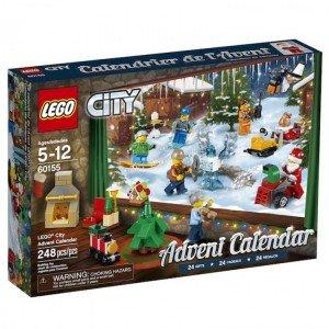 لگو  City Advent Calendar lego 60155