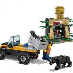 لگو  Jungle Cargo Helicopter lego 60158