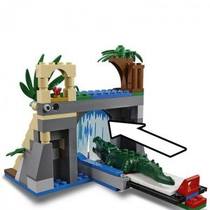 لگو  Jungle Halftrack Mission lego 60159
