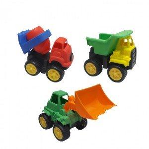 ماشین های ساختمان سازی کوچک Keenway مدل 30318