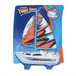 قایق بادبانی باطری خور نارنجی keenway کد13910