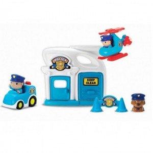 ست ایستگاه پلیس keenway کد32805