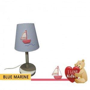 آباژور اتاق کودک طرح kidboo blue marine