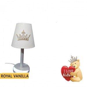 آباژور اتاق کودک طرح kidboo royal vanilla