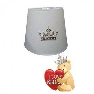 لوستر اتاق کودک طرح kidboo royal vanilla