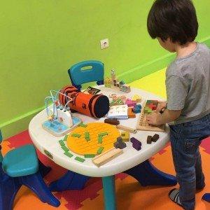 کاربرد های مختلف میز 4 نفره کودک