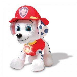 عروسک پولیشی سخنگوی paw patrol marshall