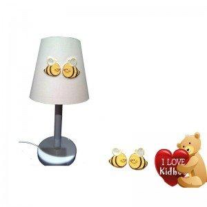 آباژور اتاق کودک طرح kidboo honey bear