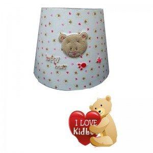 لوستر اتاق کودک طرح  kidboo cute bear pink