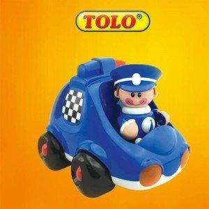ماشین پلیس با آدمک toloکد87478