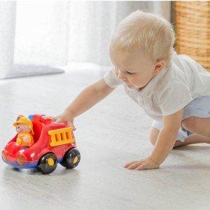 ماشین آتش نشانی با آدمک tolo کد87477