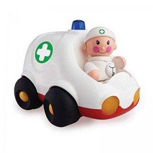 ماشین آمبولانس با دکتر tolo کد 89897
