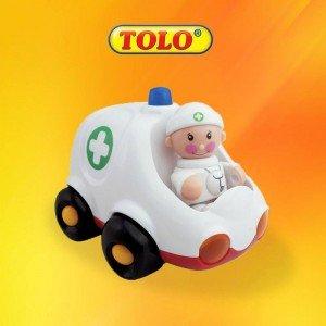 ماشین آمبولانس با دکتر toloکد89897