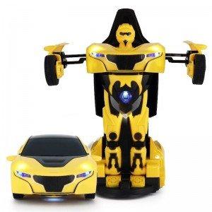 ماشین تبدیل شونده زرد rastar 61800