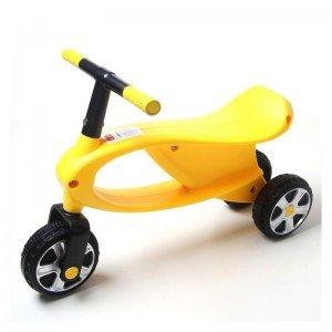 سه چرخه راستار مدل gogo bike زرد 85200