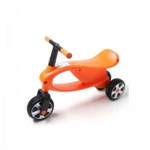 سه چرخه راستار مدل gogo bike نارنجی 85200