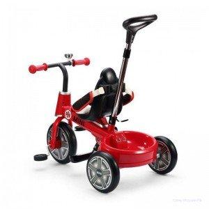 سه چرخه کودک راستار مدل gogo bike نارنجی 85200
