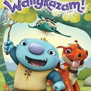 مجموعه کمیک و خنده دار Wallykazam