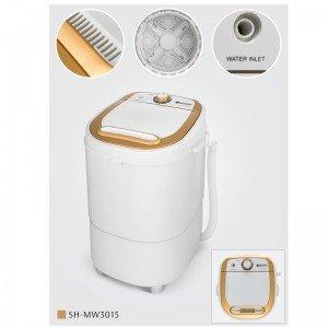 ماشین لباسشویی  کودک general electric کد 3015 رنگ طلائی
