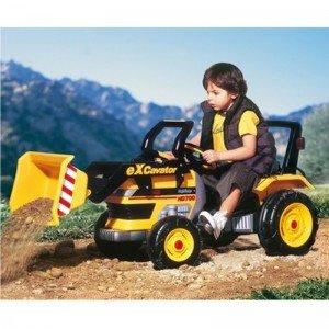 ماشین کودک مدل لودر