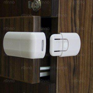 قفل گوشه 1 عددی مدل  1008 ninoo