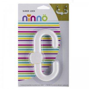 قفل کشویی کابینت و کمد ninoo 004