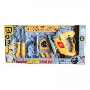 ست ابزار جعبه ای با اره برقی keenway مدل 12765