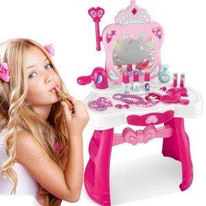 میز آرایش کد 008907 بهترین هدیه برای کودکان